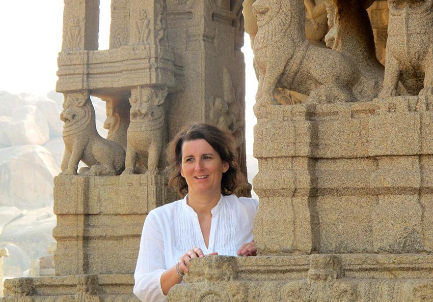 Népal Beatriz Aebischer Créatrice de Voyage