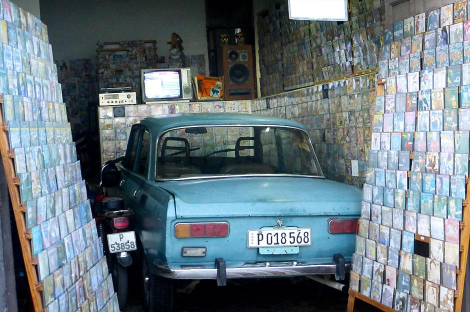 Garage insolite Beatriz Aebischer