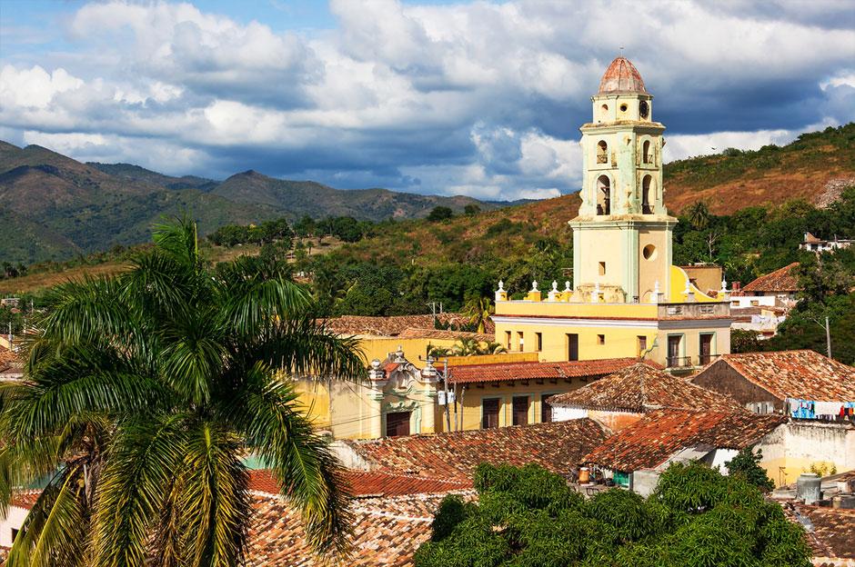 Paysage cubain Beatriz Aebischer