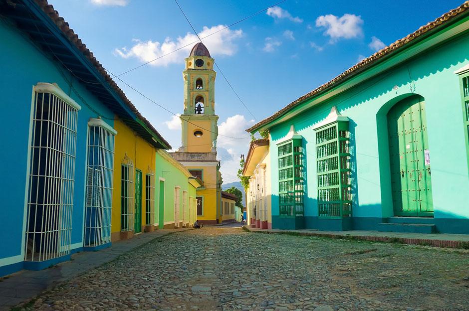 Rue cubaine Beatriz Aebischer