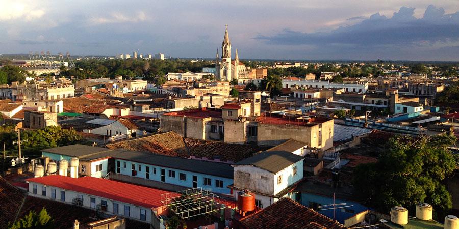 Villes coloniales Cuba Beatriz Aebischer
