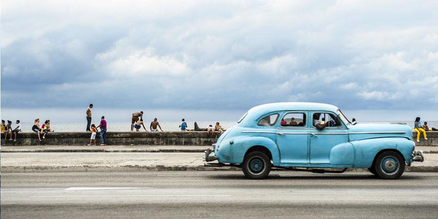 Voyage à Cuba Beatriz Aebischer
