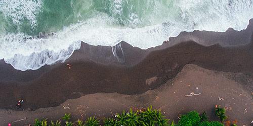 Surf détente Costa Rica Beatriz Aebischer
