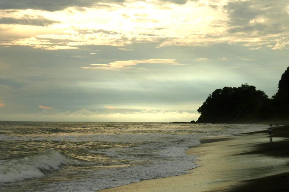 Plage Costa Rica Beatriz Aebischer