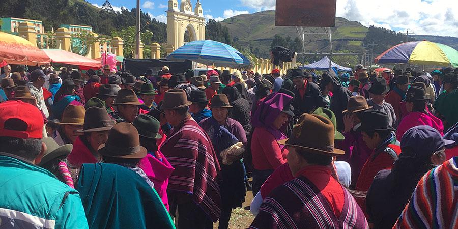 Communauté Équateur & Galápagos Beatriz Aebischer Créatrice de Voyages