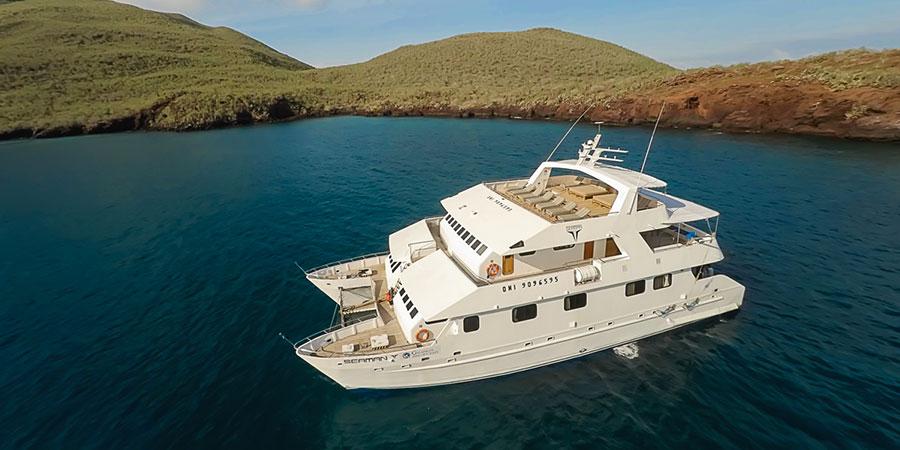 Croizière Galapagos 2 Équateur & Galápagos Beatriz Aebischer Créatrice de Voyages