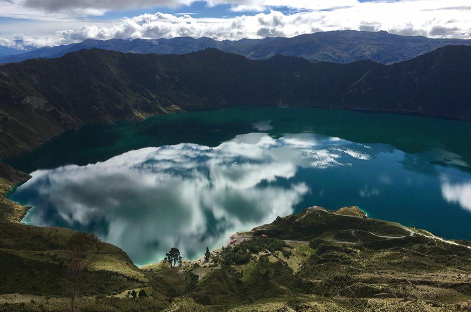 L'Équateur & les Galápagos 5 Beatriz Aebischer Créatrice de Voyages